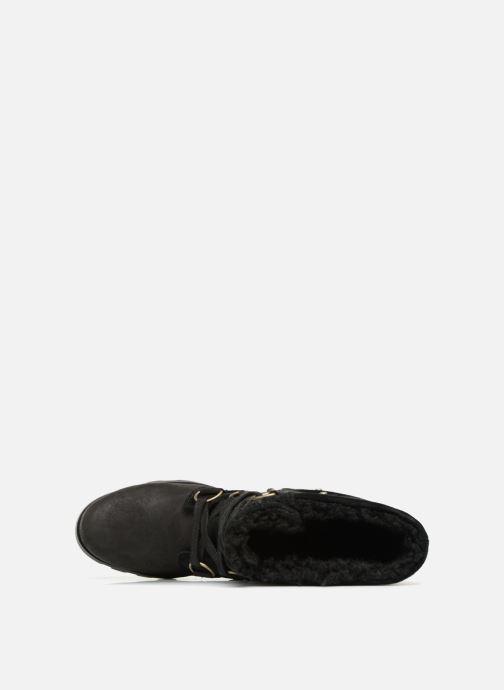 Laarzen Sorel Emelie Lace Zwart links