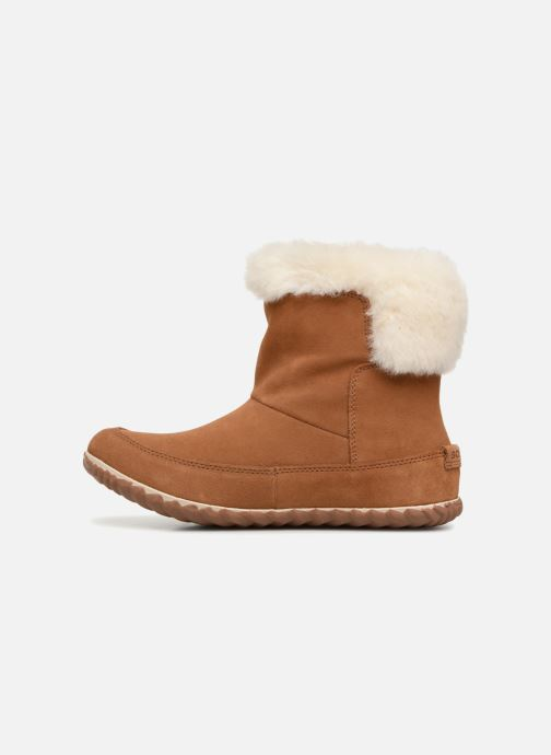 Bottines et boots Sorel Out'n about bootie Marron vue face