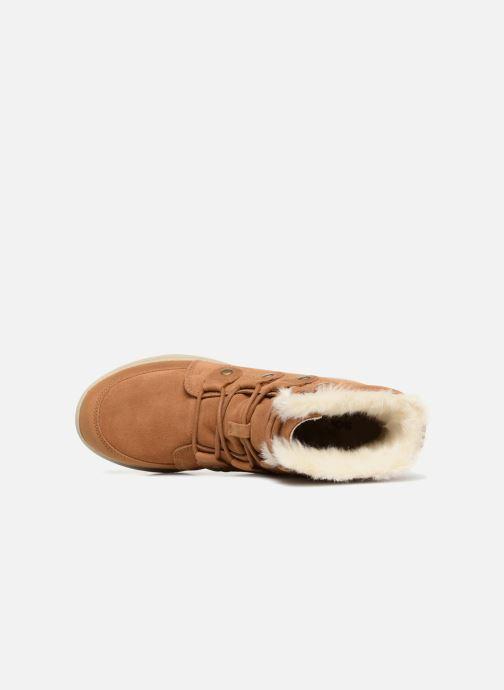 Stiefeletten & Boots Sorel Sorel Explorer Joan braun ansicht von links
