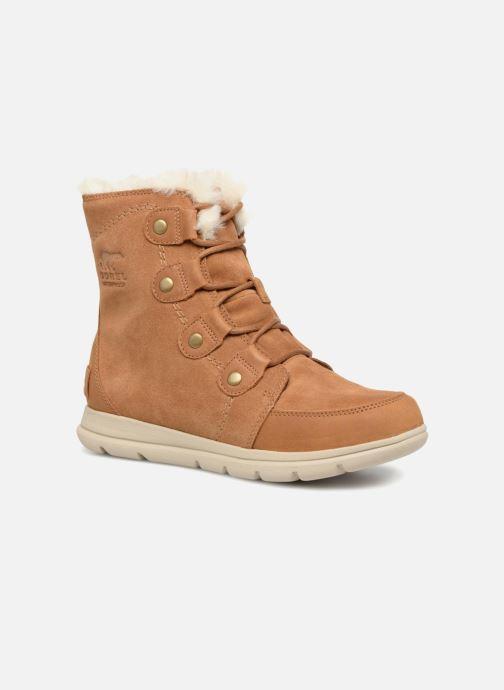 Boots en enkellaarsjes Sorel Sorel Explorer Joan Bruin detail