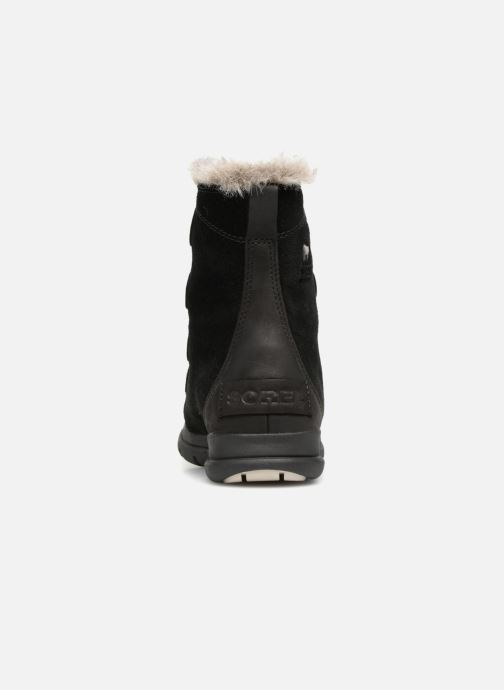 Ankle boots Sorel Sorel Explorer Joan Black view from the right