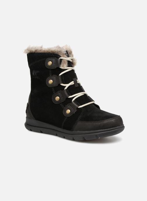 Bottines et boots Sorel Sorel Explorer Joan Noir vue détail/paire