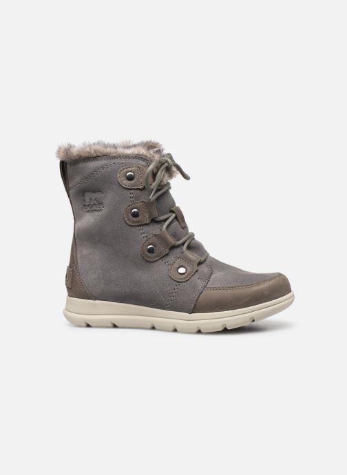 Boots en enkellaarsjes Sorel Sorel Explorer Joan Grijs achterkant
