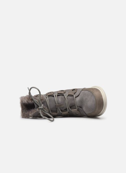 Bottines et boots Sorel Sorel Explorer Joan Gris vue gauche