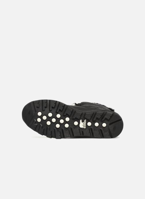 Zapatillas de deporte Sorel Whitney Tall Lace II Negro vista de arriba