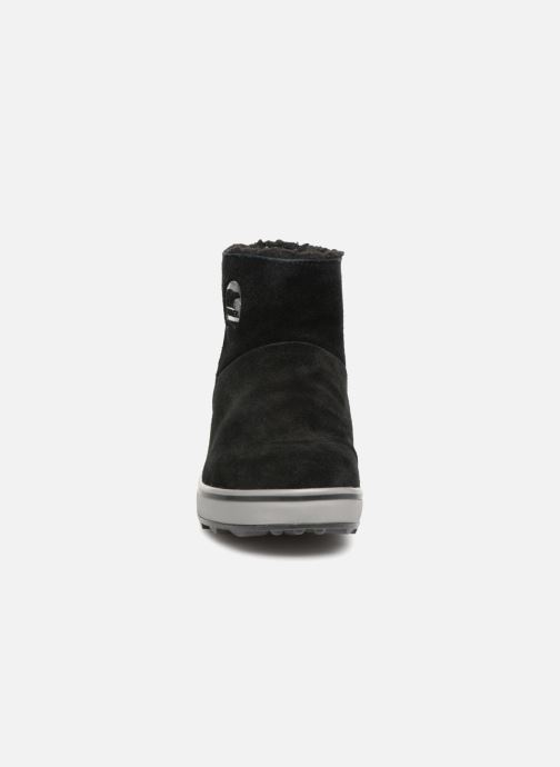 Ankle boots Sorel Glacy Short Black model view