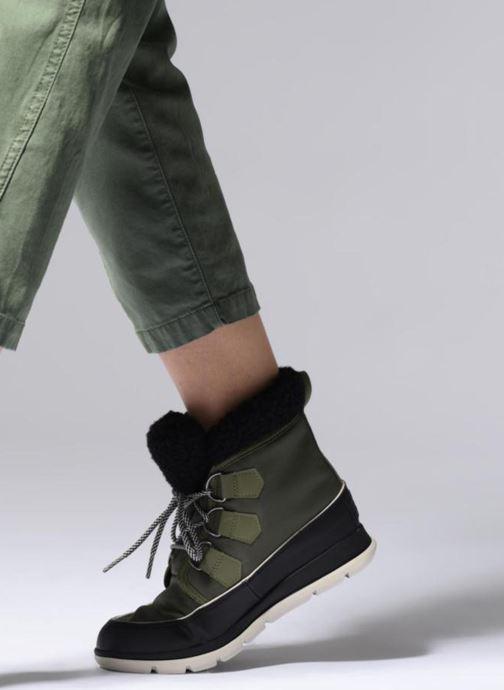 Chaussures de sport Sorel Sorel Explorer Carnival Noir vue bas / vue portée sac
