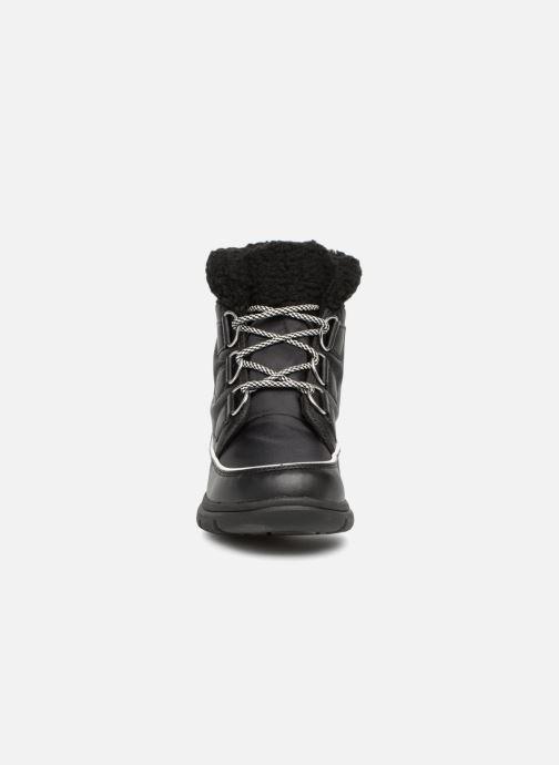 Chaussures de sport Sorel Sorel Explorer Carnival Noir vue portées chaussures