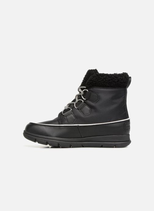Chaussures de sport Sorel Sorel Explorer Carnival Noir vue face