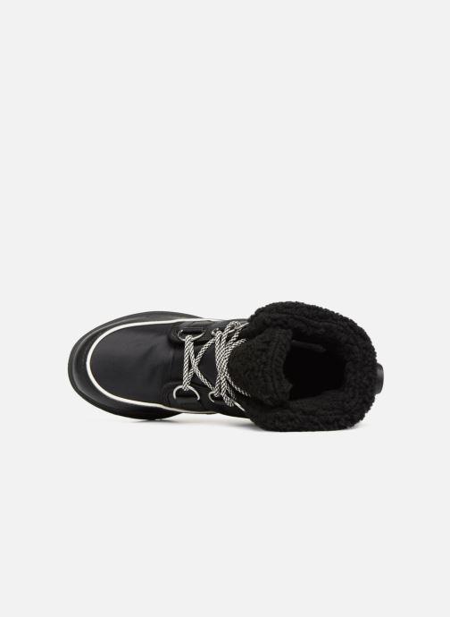Chaussures de sport Sorel Sorel Explorer Carnival Noir vue gauche