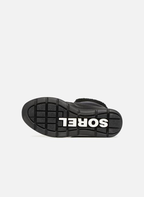 Chaussures de sport Sorel Sorel Explorer Carnival Noir vue haut