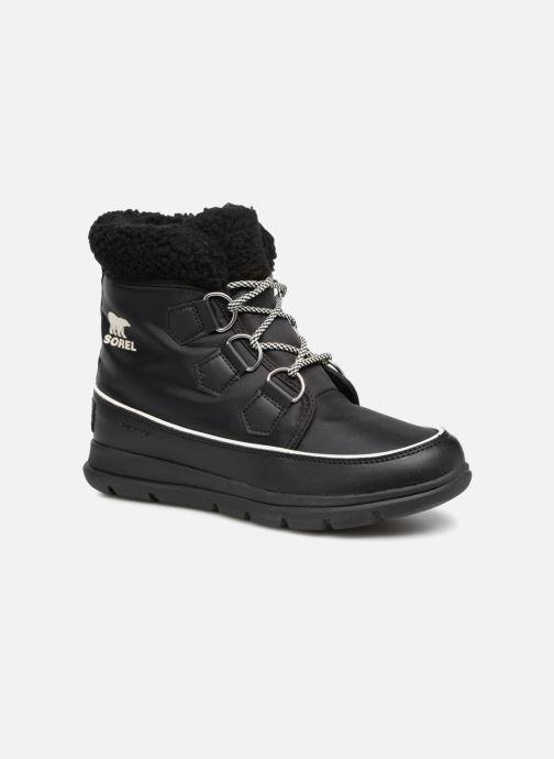 Chaussures de sport Sorel Sorel Explorer Carnival Noir vue détail/paire