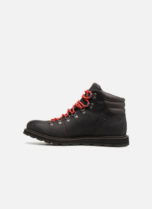 Bottines et boots Sorel Madson Hiker Waterproof Noir vue face