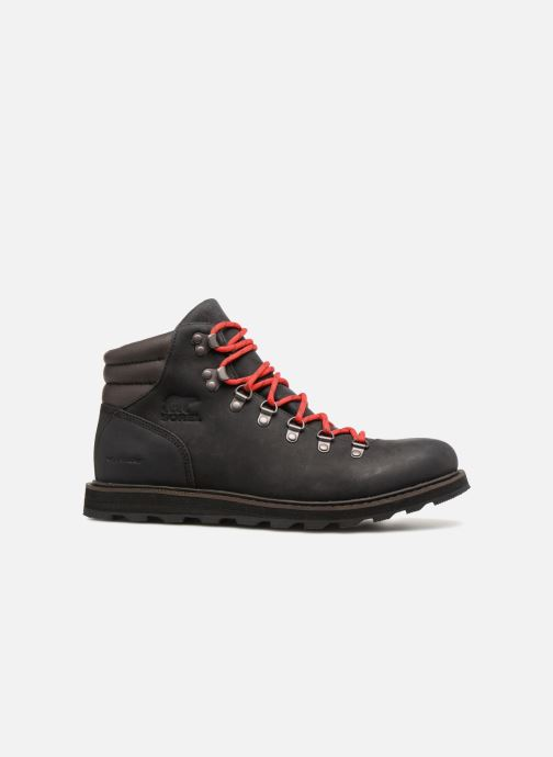 Bottines et boots Sorel Madson Hiker Waterproof Noir vue derrière