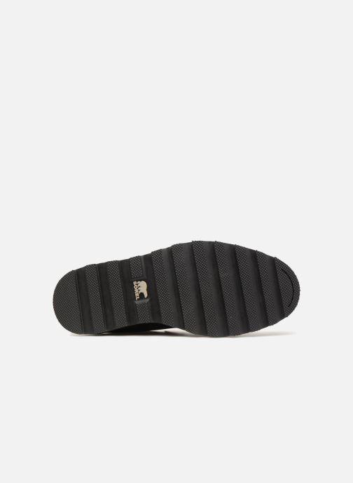 Bottines et boots Sorel Madson Hiker Waterproof Noir vue haut