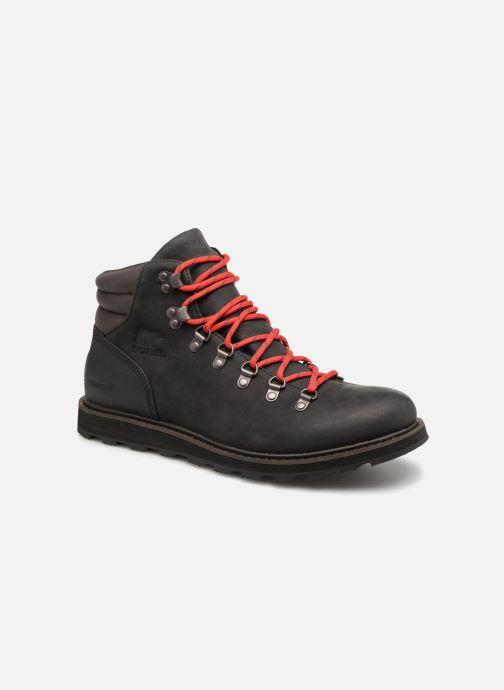 Bottines et boots Sorel Madson Hiker Waterproof Noir vue détail/paire