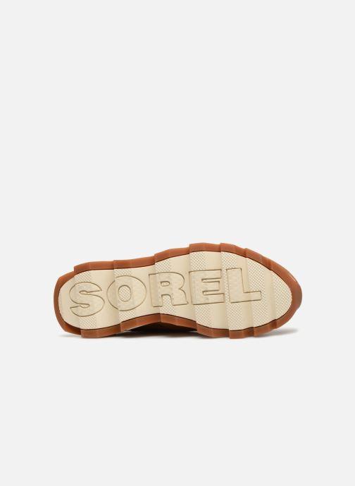 Bottines et boots Sorel Kinetic Short Marron vue haut