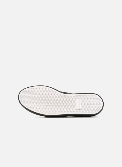 No Plato Black patch Twill Name Sneaker 7bg6IYfyv