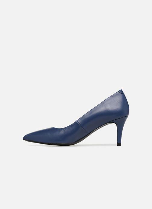Zapatos de tacón Georgia Rose Rosalie Azul vista de frente