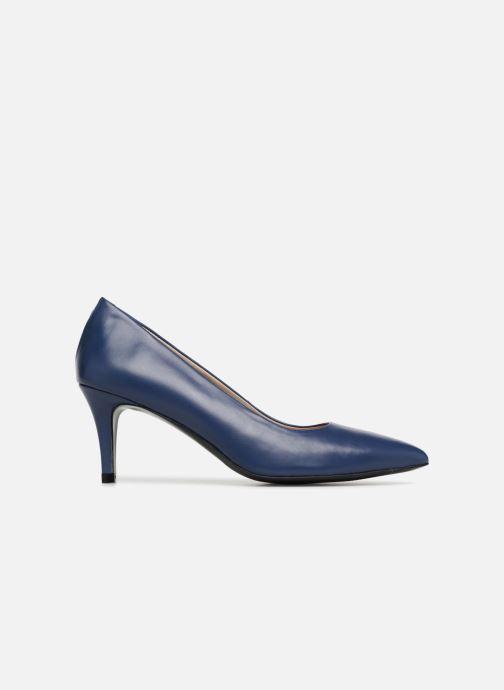 Zapatos de tacón Georgia Rose Rosalie Azul vistra trasera