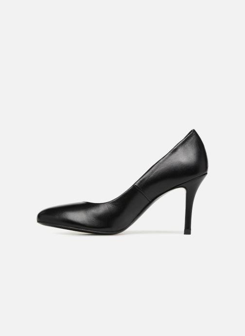 Zapatos de tacón Georgia Rose Renarda Negro vista de frente