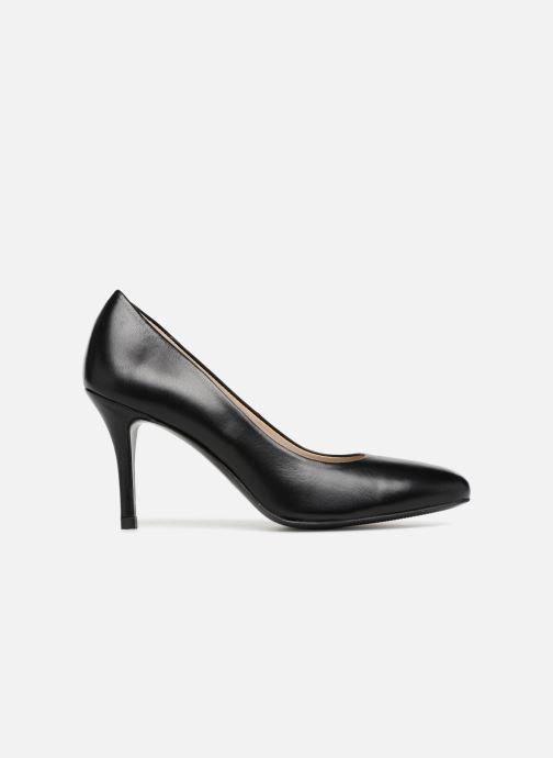 Zapatos de tacón Georgia Rose Renarda Negro vistra trasera