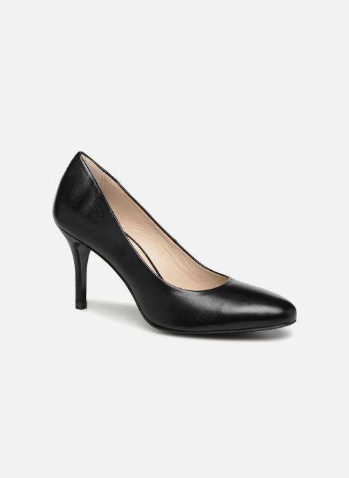 Høje hæle Georgia Rose Renarda Sort detaljeret billede af skoene