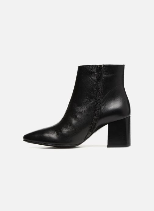 Bottines et boots Georgia Rose Remonta Noir vue face