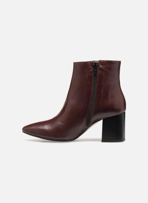 Boots en enkellaarsjes Georgia Rose Remonta Bordeaux voorkant