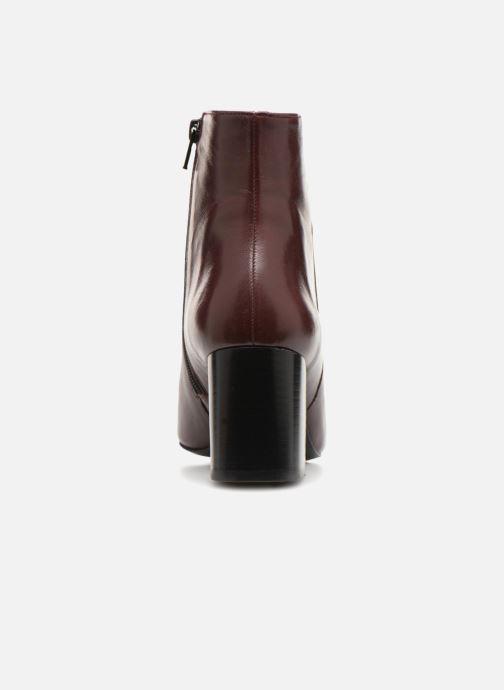 Bottines et boots Georgia Rose Remonta Bordeaux vue droite