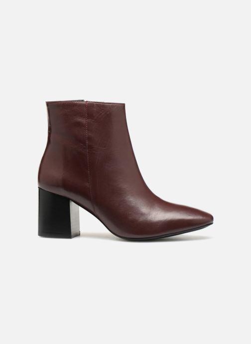 Bottines et boots Georgia Rose Remonta Bordeaux vue derrière