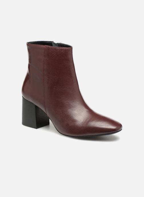 Boots en enkellaarsjes Georgia Rose Remonta Bordeaux detail