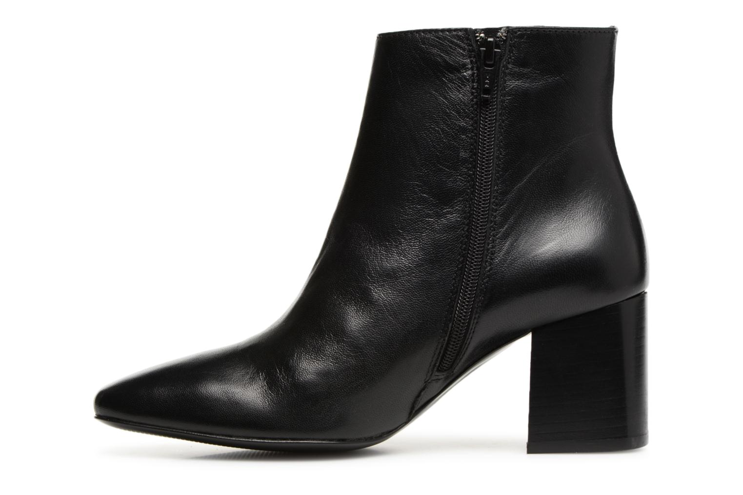 Ankle boots Georgia Rose Remonta Black front view