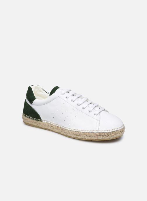 Sneaker Canal St Martin BICHAT weiß detaillierte ansicht/modell