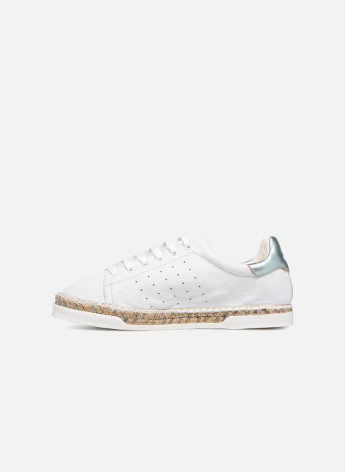 Sneakers Canal St Martin LANCRY BIS Bianco immagine frontale