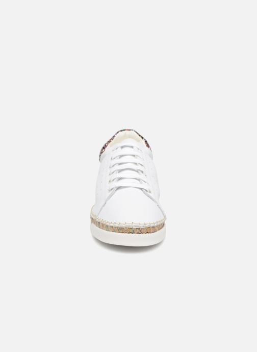 Sneakers Canal St Martin LANCRY BIS Bianco modello indossato
