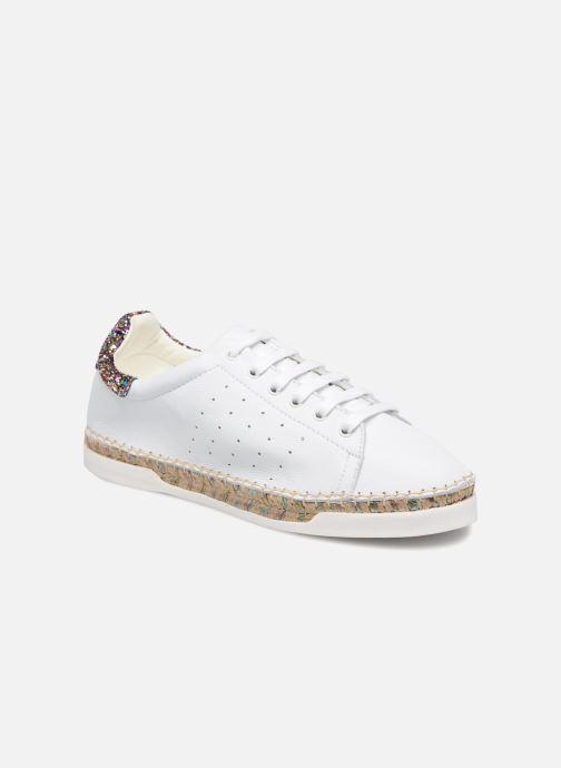 Sneakers Canal St Martin LANCRY BIS Hvid detaljeret billede af skoene