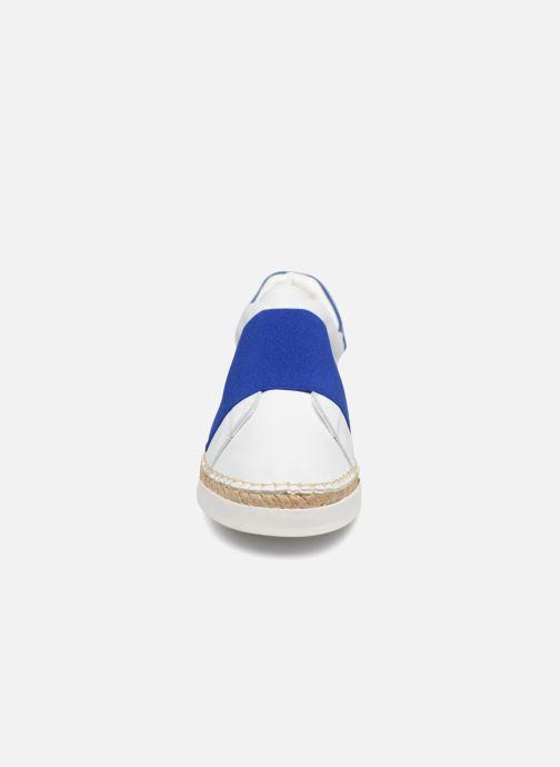 Sneaker Canal St Martin LANCRY ELASTIQUE weiß schuhe getragen