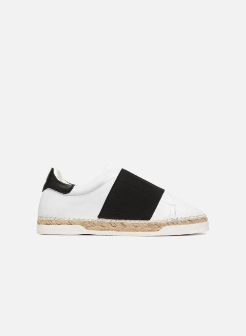 Sneakers Canal St Martin LANCRY ELASTIQUE Bianco immagine posteriore