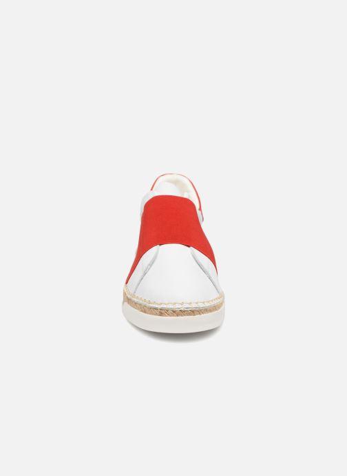 Sneakers Canal St Martin LANCRY ELASTIQUE Hvid se skoene på