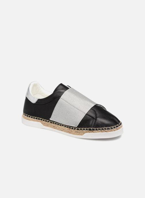 Sneaker Canal St Martin LANCRY ELASTIQUE schwarz detaillierte ansicht/modell
