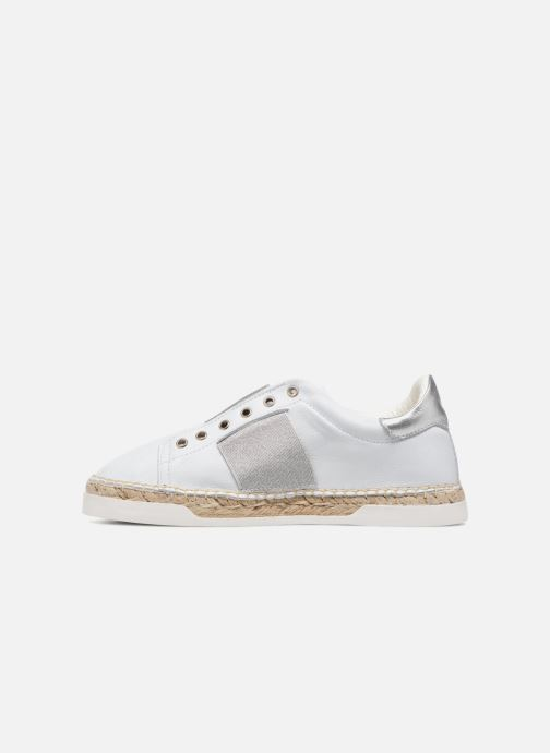 Trainers Canal St Martin LANCRY HYBRIDE White front view
