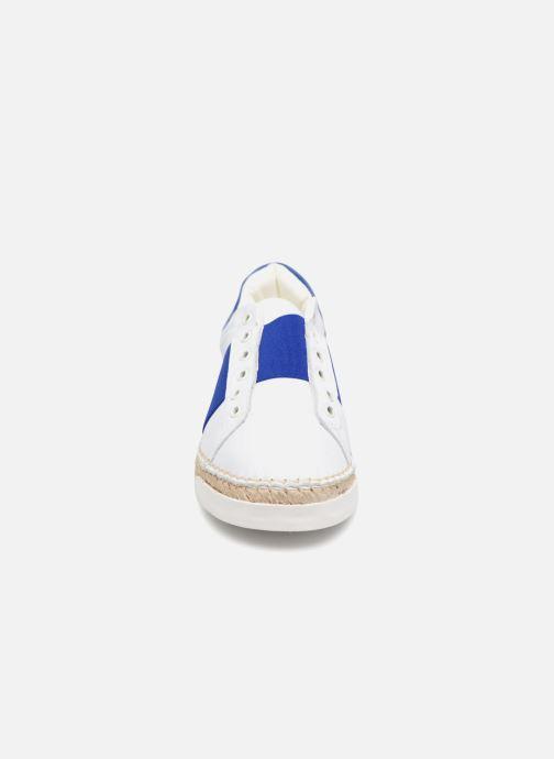 Sneaker Canal St Martin LANCRY HYBRIDE weiß schuhe getragen