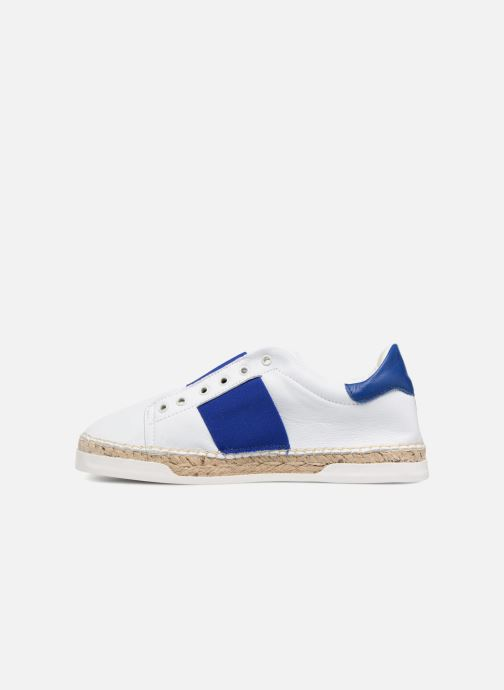 Sneakers Canal St Martin LANCRY HYBRIDE Bianco immagine frontale