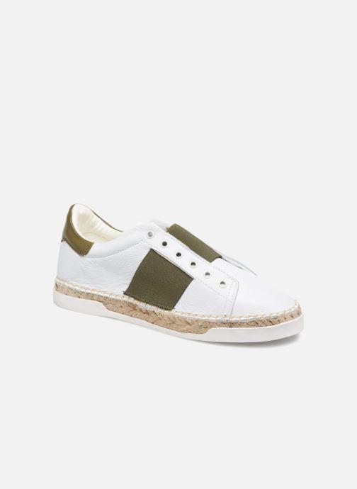 Sneaker Canal St Martin LANCRY HYBRIDE weiß detaillierte ansicht/modell