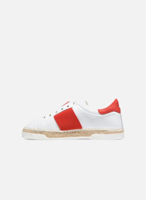 Sneakers Canal St Martin LANCRY HYBRIDE Wit voorkant