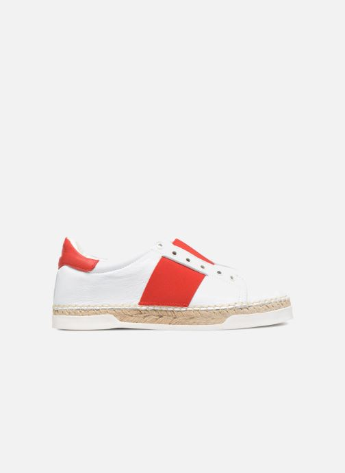 Sneakers Canal St Martin LANCRY HYBRIDE Wit achterkant