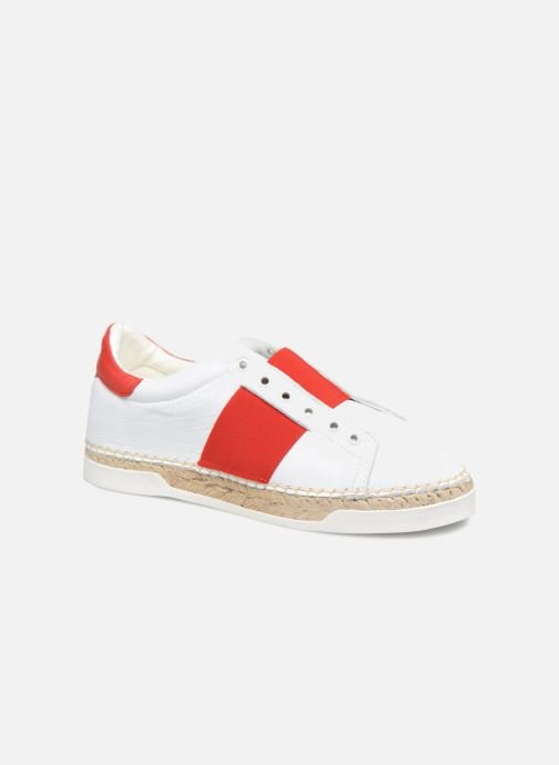 Sneakers Canal St Martin LANCRY HYBRIDE Wit detail