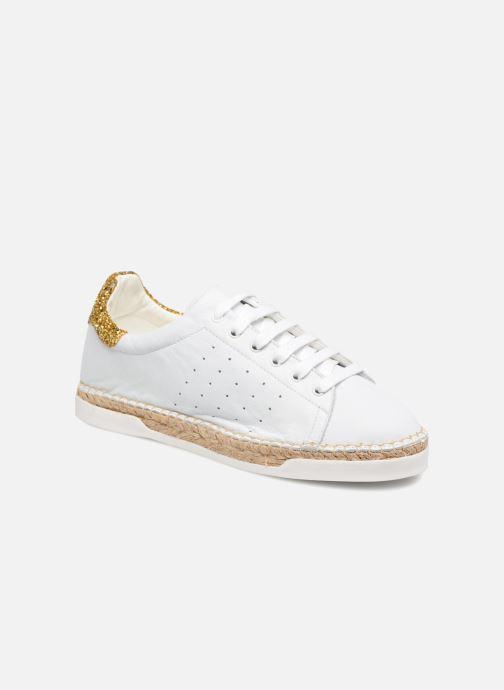 Sneakers Canal St Martin LANCRY PE18 Hvid detaljeret billede af skoene