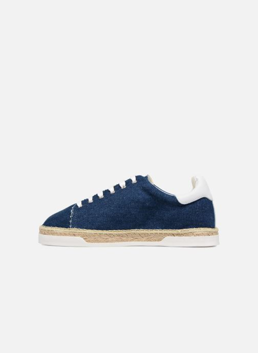 Sneakers Canal St Martin LANCRY PE18 Bianco immagine frontale